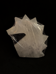 Selenite Horse Head