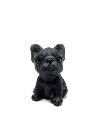 Black Obsidian French Bulldog