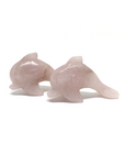 Rose Quartz Dolphin