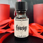 Courage Spell Oil