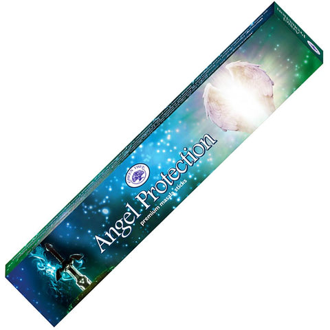 Green Tree - Angel Protection Incense Sticks