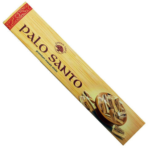Green Tree - Palo Santo Incense Sticks