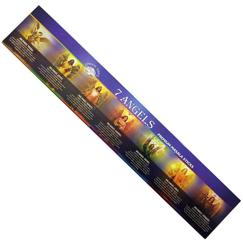 Green Tree - 7 Angels Incense Sticks