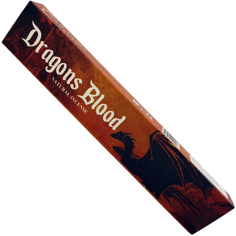 New Moon - Dragons Blood Incense Sticks