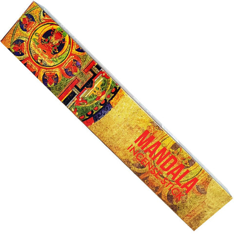 New Moon - Mandala Incense Sticks