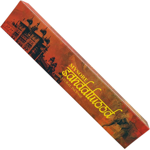 New Moon - Mysore Sandalwood Incense Sticks