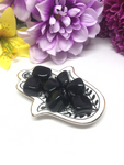 Black Agate Tumble Stones