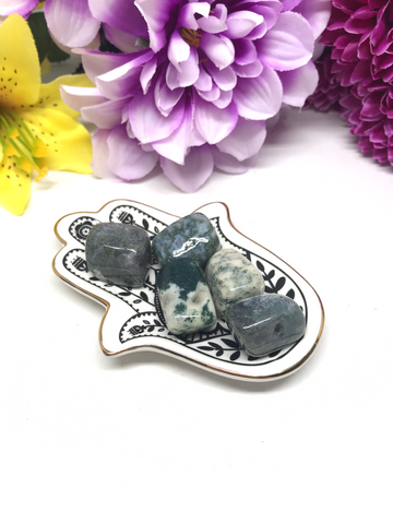 Tree Agate Tumble Stones