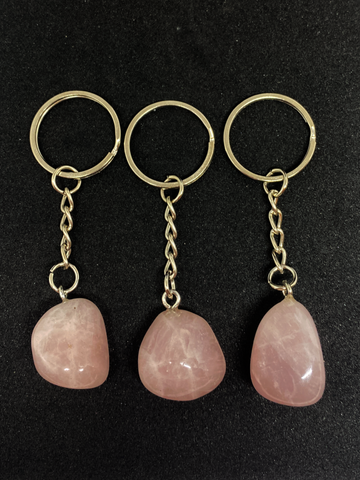 Tumble Stone Keyrings