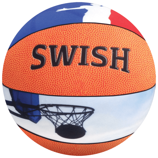 Basketball Micro Bead Pillow