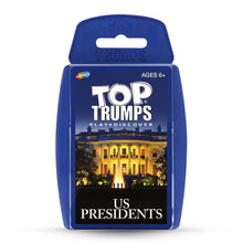 Load image into Gallery viewer, Top Trump Game Cards