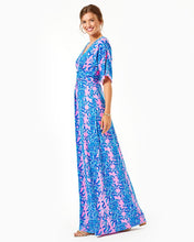 Load image into Gallery viewer, Parigi Maxi Dress Prosecco Pink       Dilly Dally