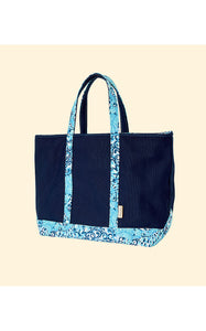 Mercato Tote Deep Sea Navy