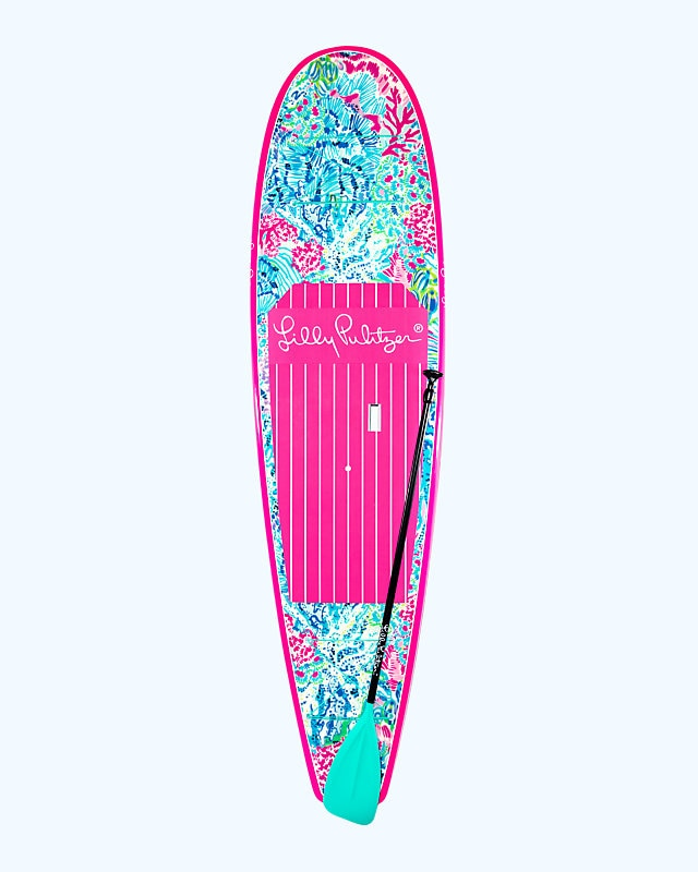 Lilly Pulitzer X JB Boards Stand Up Paddleboard