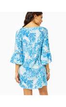 Load image into Gallery viewer, Azita Tunic Dress Multi Toile Me About It