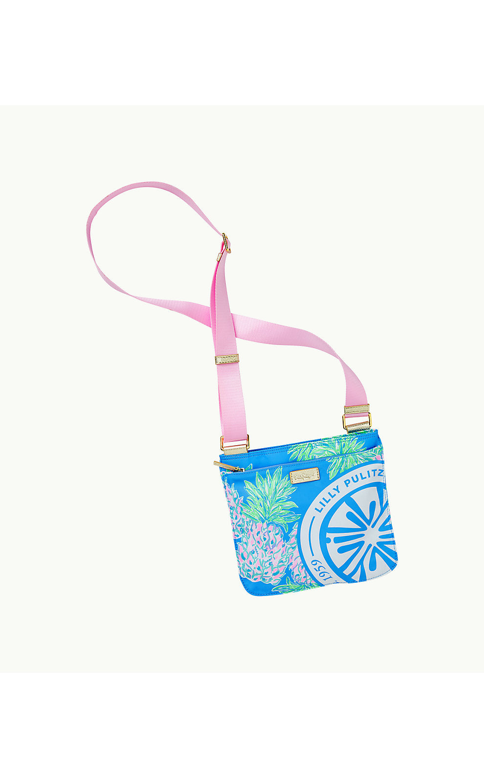 Pompano Crossbody Zanzibar Blue       Swizzle Out Engineer