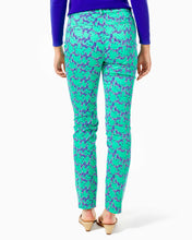 Load image into Gallery viewer, Kelly Stretch Pant Everglades Green    Heebee Zeebees