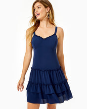 Load image into Gallery viewer, Gracey Dress True Navy