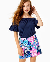 Load image into Gallery viewer, Madison Skort High Tide Navy      Sugar Mambo