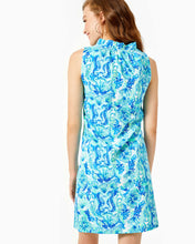 Load image into Gallery viewer, Azlynn Dress Sea Glass Aqua      Seeing Double