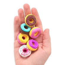 Load image into Gallery viewer, Dairy Donuts Vanilla Scented Erasers