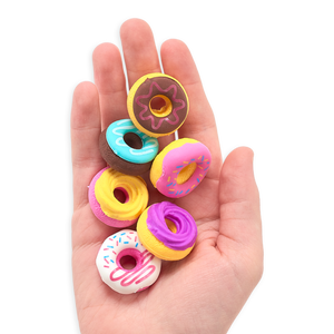 Dairy Donuts Vanilla Scented Erasers