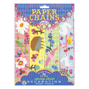 Paper Chains Decoration