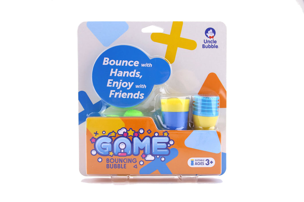 Game Bouncing Bubbles
