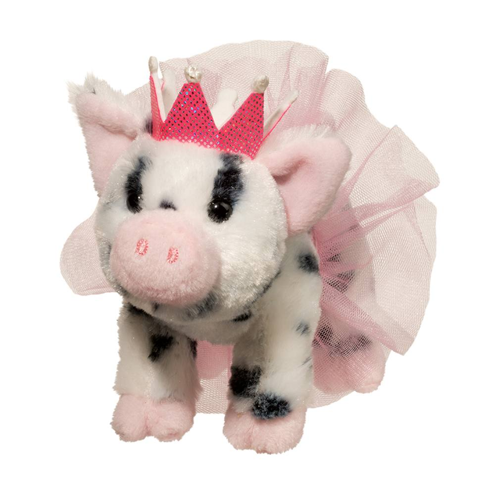 Spotted Pig with Crown