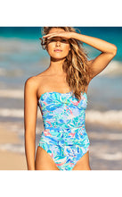 Load image into Gallery viewer, Flamenco One Piece Bennet Blue Celestial Seas