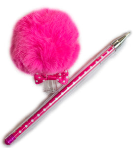 Power Play Pom Pom Pen