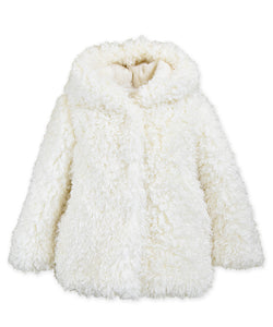 Hooded Teddy Coat