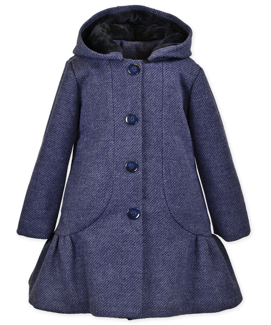 Hooded Princess Coat