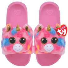 Load image into Gallery viewer, TY Kids Pool Sandals/Slides