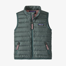 Load image into Gallery viewer, Baby & Toddler Down Sweater Vest