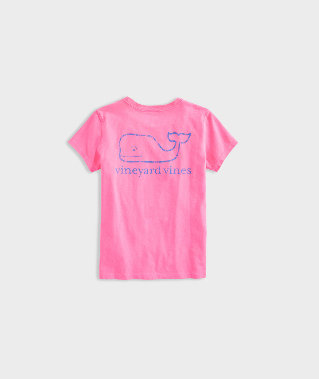 VV Girls' Vintage Whale T-Shirt