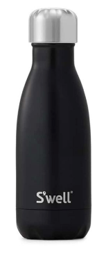 S'well Water Bottle London Chimney / Black