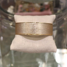 Load image into Gallery viewer, Gold Cuff Bracelet