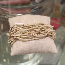Load image into Gallery viewer, Ivory Beaded Bracelet