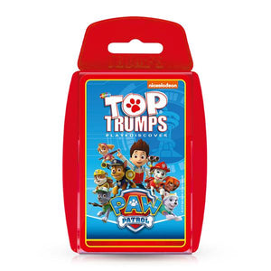 Top Trump Game Cards