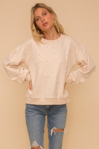 Women's Pearl Sweater