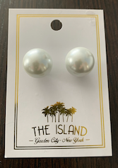 XL Pearl Earrings