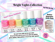 Load image into Gallery viewer, Bright Lights Polish Me Silly Nail Polish