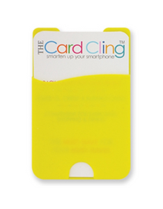 Card Cling - Back Pocket For Your Phone