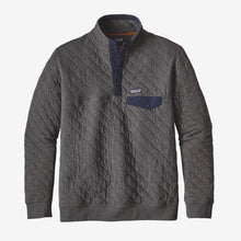 Load image into Gallery viewer, M Organic Cotton Quilt Snap Pullover