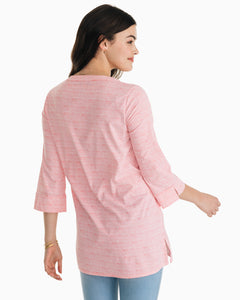 Haley Tunic - Geranium Pink