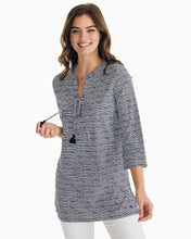 Load image into Gallery viewer, Haley Tunic - Nautical Navy