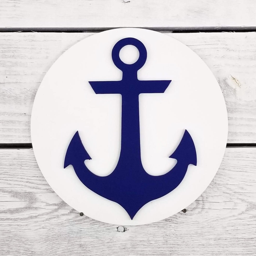 Anchor Medallion