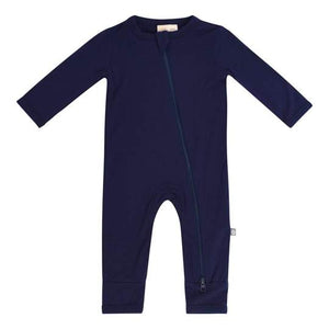 Bamboo Zippered Romper