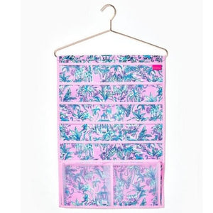 Hanging Organizer Lilac Rose Out of Office